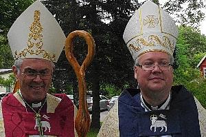I vescovi della NCC e della PNCC.