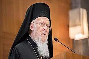 Le parole di Sua Tutta Santità Bartolomeo, Arcivescovo di Costantinopoli-Nuova Roma e Patriarca Ecumenico, pronunciate su pandemia e cambiamento climatico durante il G20 delle religioni a Bologna.